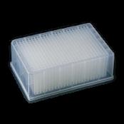 384-Well Mikrotiter-Platten, flach oder tief