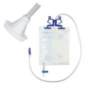 Urindrainagesysteme, Fixierhilfen