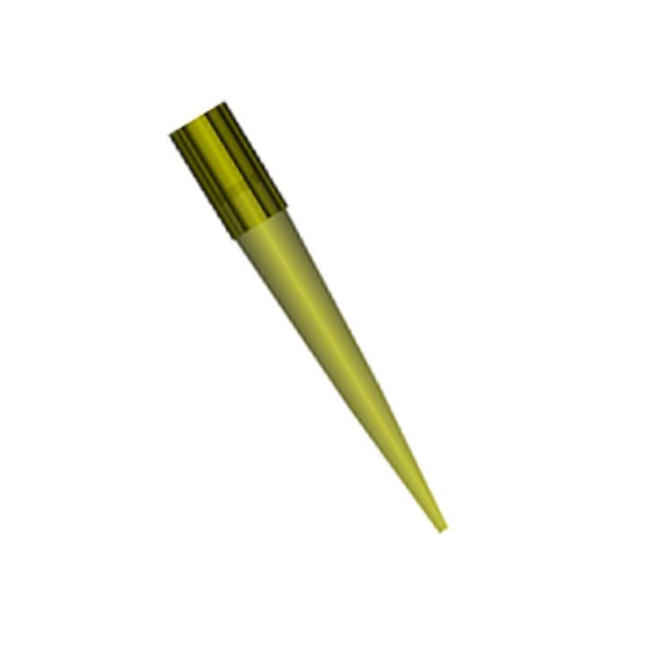 Pipettenspitzen 2-200µl (1000) gelb, lose; unsteril