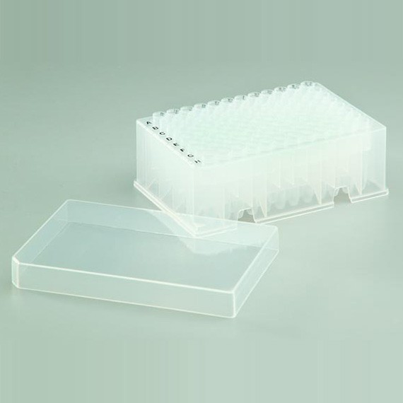 Tube Organised Microtube Strips 1.2ml Non-Sterile, (80x12p.)