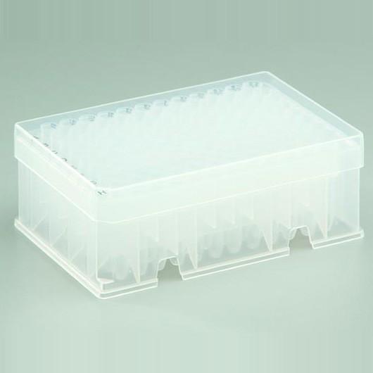 Tube OrganisedMicrotube Strips 1.2ml Non-Sterile, Racked, (10x96p.)