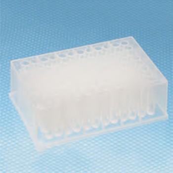1.2ml, 96 Deep Well Plates Sterile, (6x4p.)