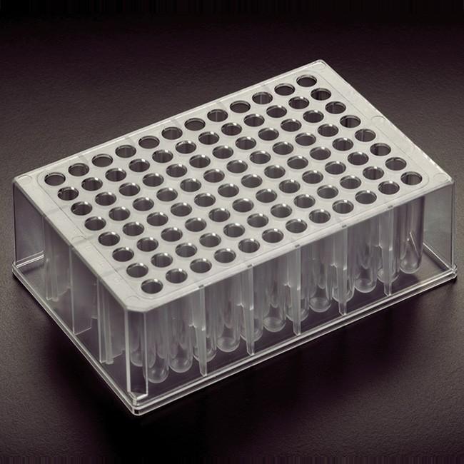 1.2ml 96 Deep-Well Plates Sterile, (6x4p.)