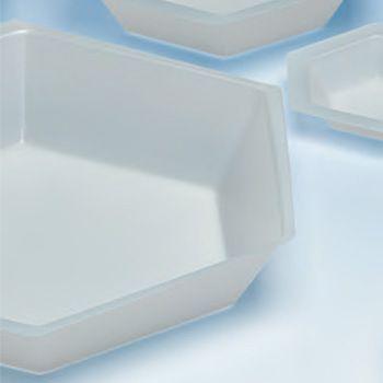 200ml Antistatic Weigh Dish, Hexagonal (500p.)