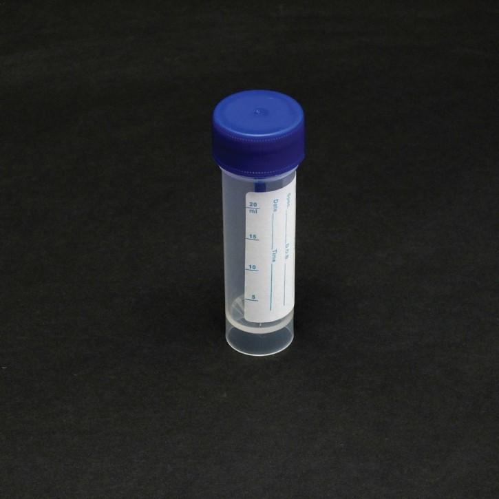 30ml Universal +Spoon PP/ PP Pr Label Sterile (400p.)