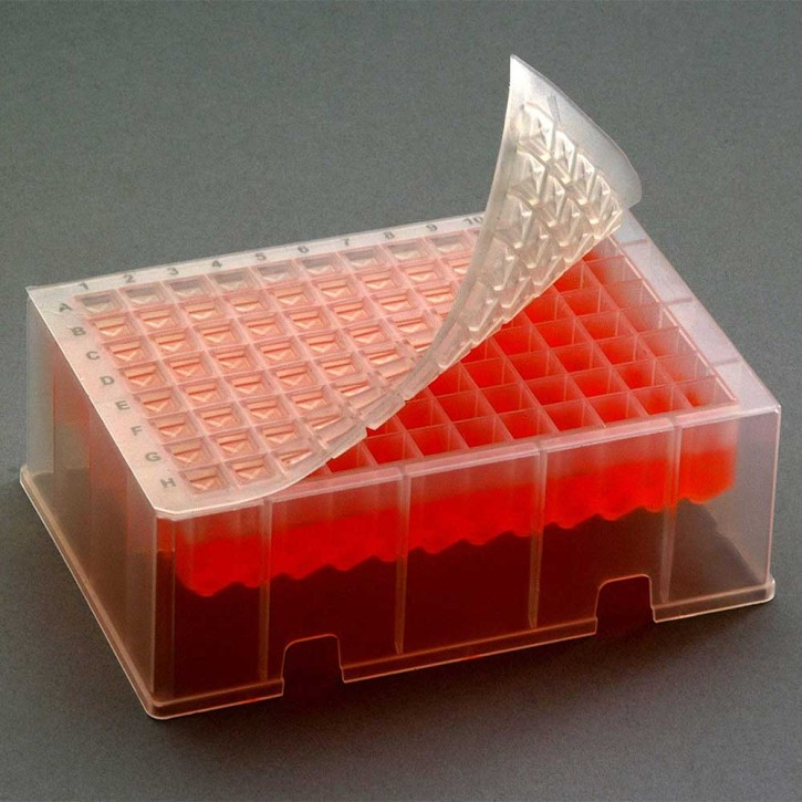 Microplate Swaling Mat for 96 Well Microplates Non-Sterile, (5p.)