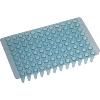 96 Well PCR Plate Natural (10 p.)