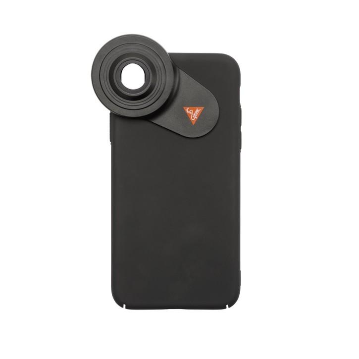 Adapterschale Smartphone für Apple iPhone X/XS passend für DELTA 30 /DELTAone