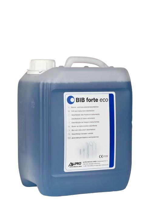 BIB forte eco (5L Kanister) zur nicht-proteinfix. Reinigung und Desinfektion