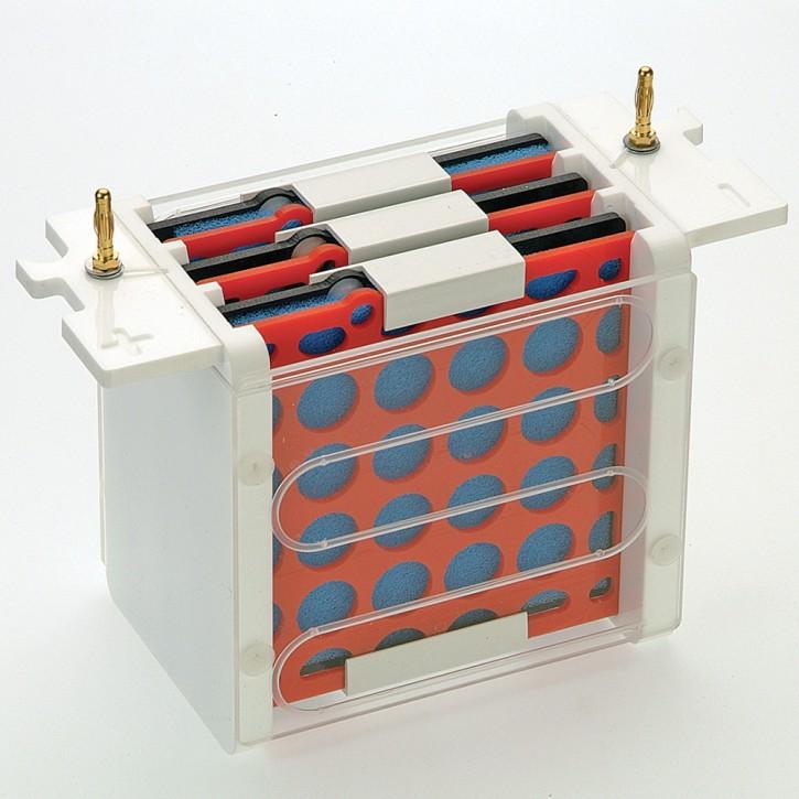Blot Insert + 4 cassettes - 10x10cm (1p.)