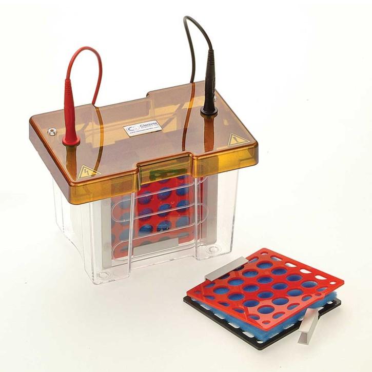 Clarit-E Blot Unit 10x10cm - 3 cassettes (1p.)