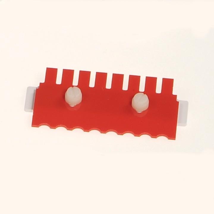 Comb 12 well MC, 1.5mm - Clarit-E Mini (1p.)