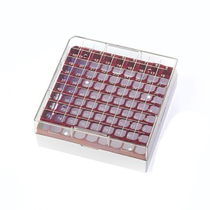 Cryobank® - barcodierte Aufbewahrungsbox