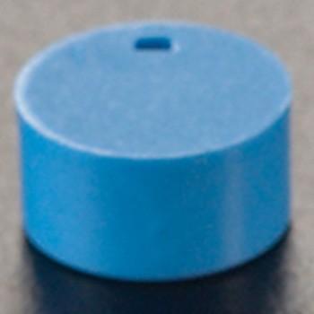 Cryogenic Vial Cap Inserts Blue (500 p.)