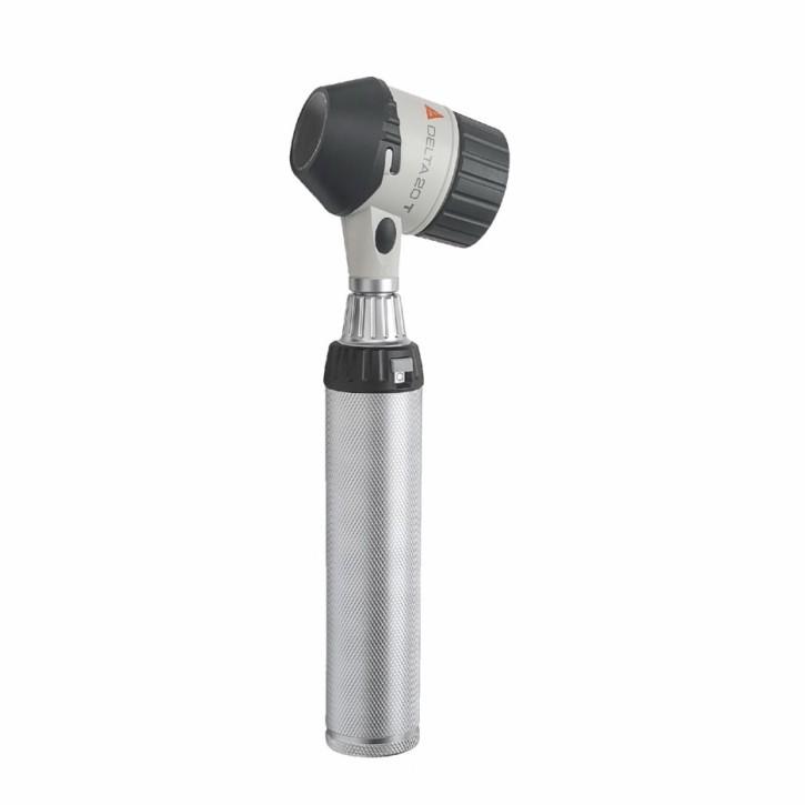 HEINE DELTA 20T Dermatoskop Kontaktscheibe mit Skala, BETA 4 USB Ladegriff