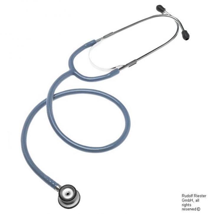 duplex neonatal Stethoskop Aluminium