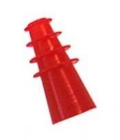 ERO-SCAN / OtoRead Ohrstöpsel Größe 4,  4mm rot