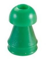 ERO-SCAN / OtoRead / TSM Ohrstöpsel Größe 10, 10mm grün