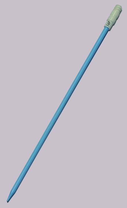 Fascial Dilatator hydrophil, CH6 20cm Luer-Lock für 0,038'' Führungsdrähte geeignet