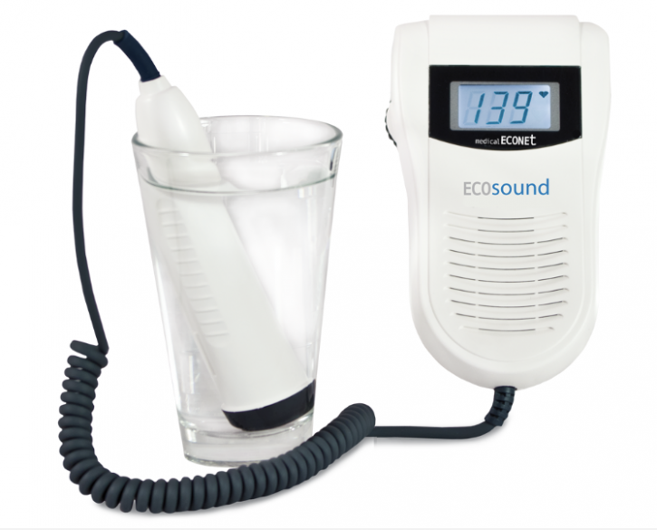 Fetal Monitor ECOsound WP mit Display