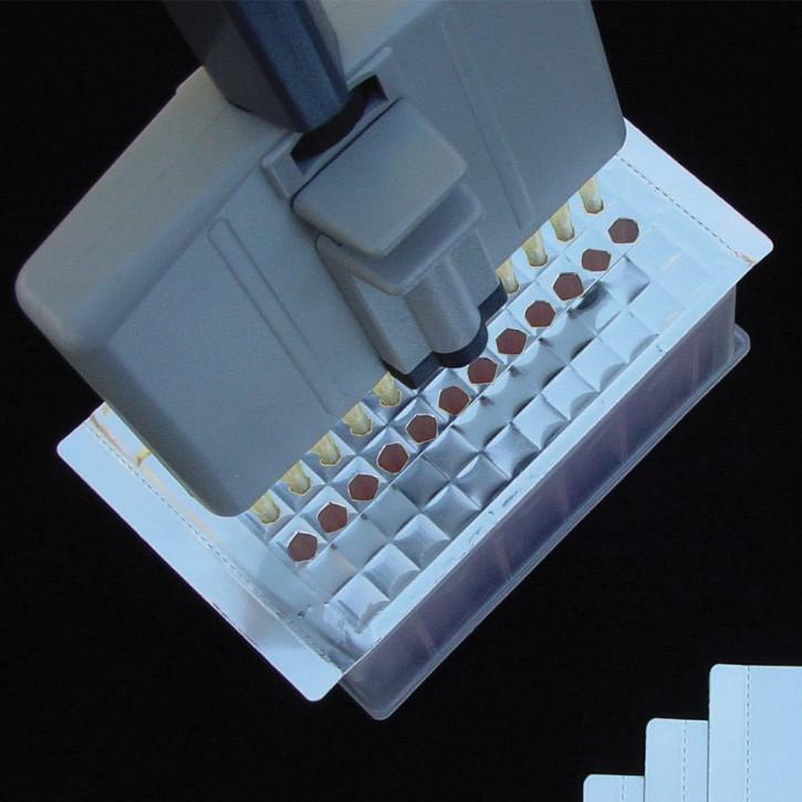 Sealing Film Foil AlumaSeal II™ Sheets Pierceable, Sterile, (2x25p.)