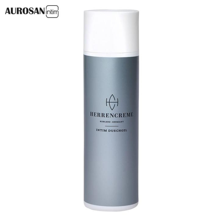 HERRENCREME Intim Duschgel (200ml) abgestimmt auf Haut und HERRENCREME