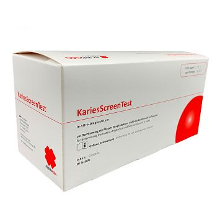 KariesScreenTest (300 Testkits)