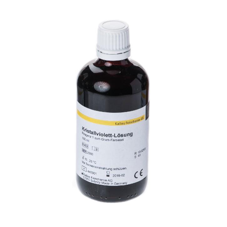 Kristallviolett-Färbelösung 1 L für Gramfärbung
