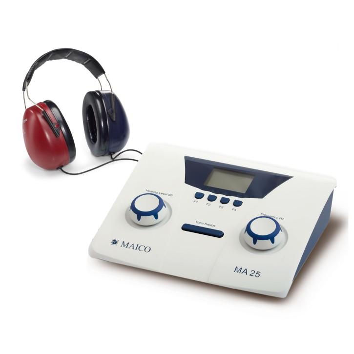 MA25 Screening Audiometer DD65