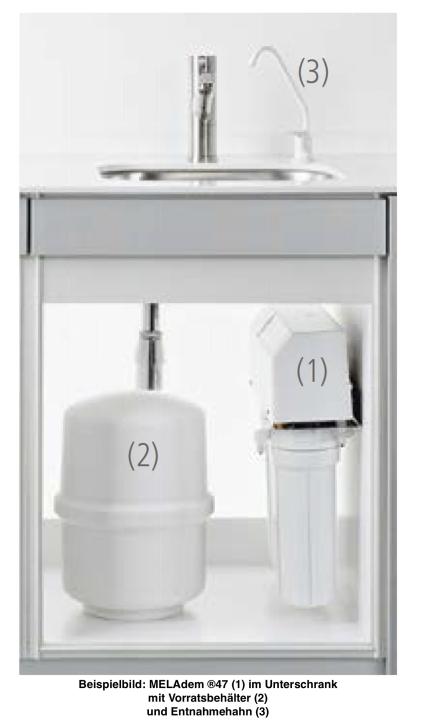 MELAdem 47 Wasseraufbereitungsanlage