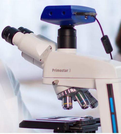 Mikroskop ZEISS Kamera AxioCam Erc 5s für ZEISS Primo Star