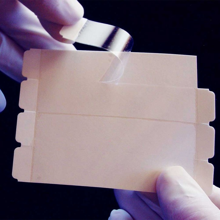 Clear Sealing Film SealPlate® MiniStrips™ Non Pierceable, Non-Sterile, (50x4p.)