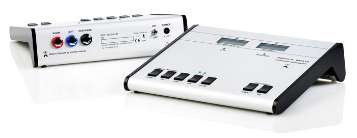 OSCILLA SM910B inkl. Batterien Screening Audiometer