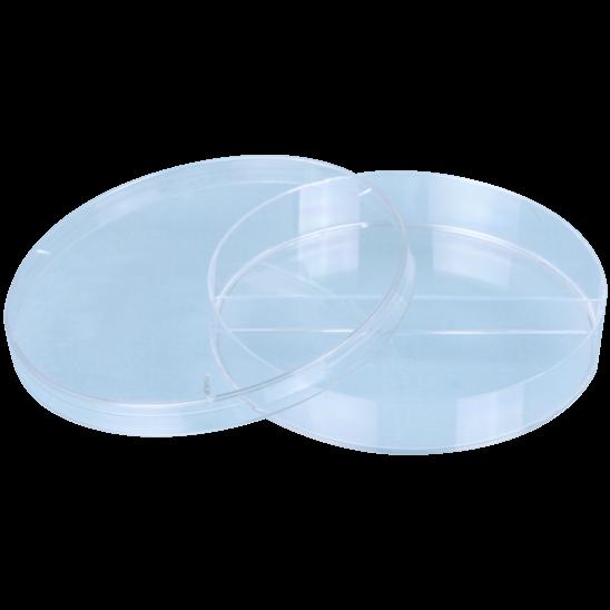 Petrischalen 2-geteilt - 480 Stk. - gammasteril