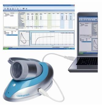 Vitalograph Pneumotrac  (PC-Spirometrie)