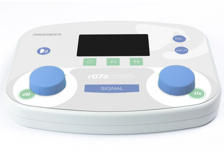 r07a LL Screening Audiometer DD45