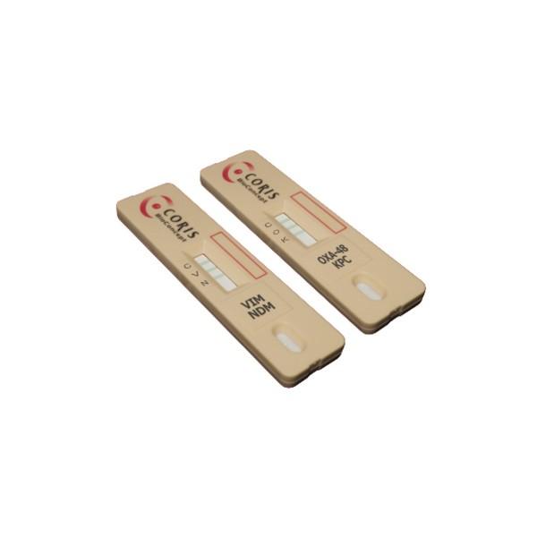 RESIST-4 CPE-Schnelltests (20 Kits) Zum Test auf Carbapenemasen OXA-48, KPC, NDM, VIM