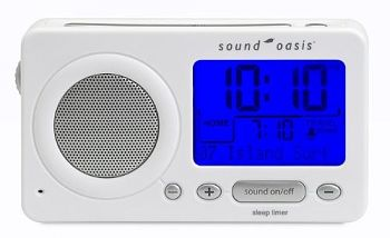 S-850 Sound Oasis Travel Sound Therapy System inkl. NT