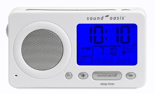 S-850 Sound Oasis Travel silber Sound Therapy System inkl. NT