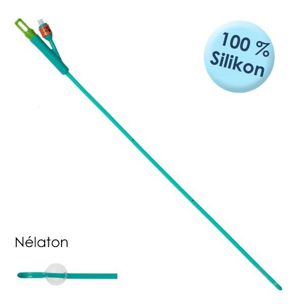 Siflex® Ballonkatheter Ch. 24, grün