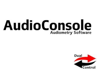 Software Vollversion Audio Console für Oscilla Audiometer und Tympanometer