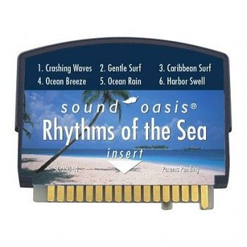 Sound Oasis SoundCard SC250-01 für S-550 / S-560 Rhythms of the Sea