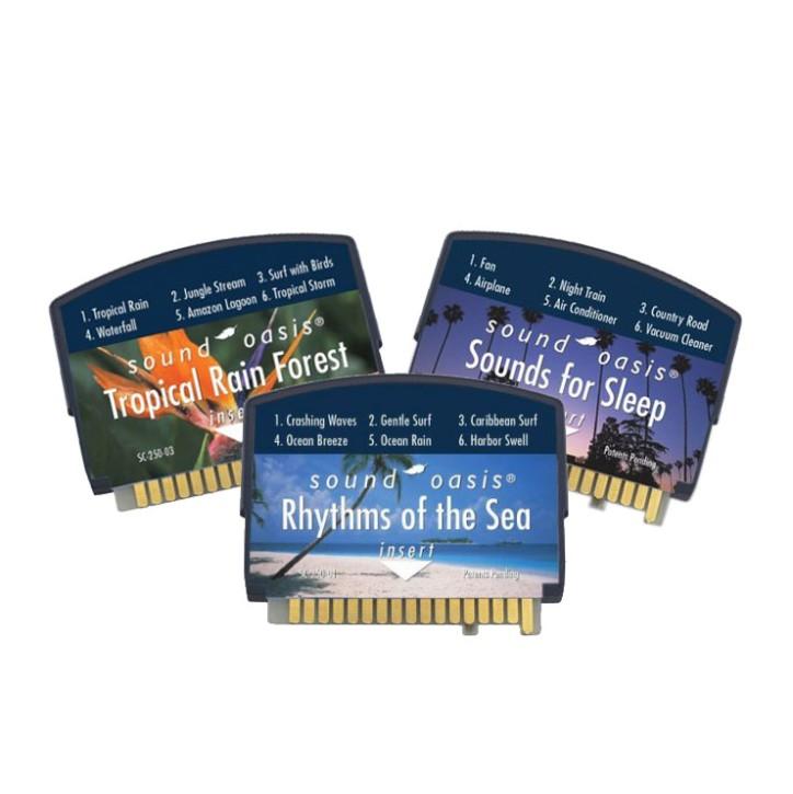 Sound Oasis SoundCard SC250 für S-550 / S-560 - verschiedene Themen