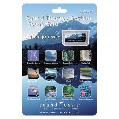 Sound Oasis SoundCard SC300-04 für S-650 Nature Journey