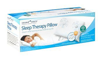 SP-151 Sound Oasis Schlafkissen Sleep Therapy Pillow 51x66 cm