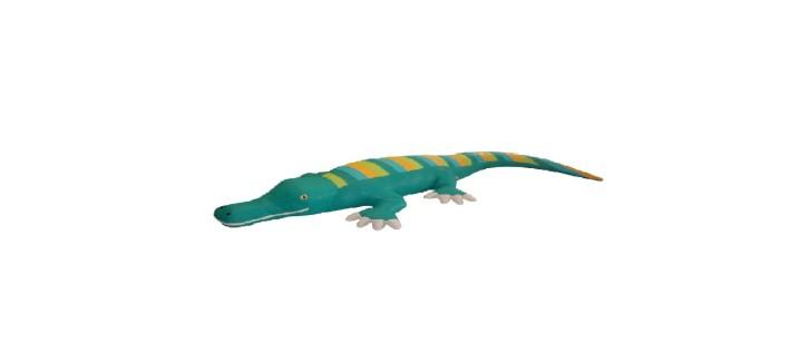 Spielobjekt Krokodil klein  B/T/H in cm 60/165/20