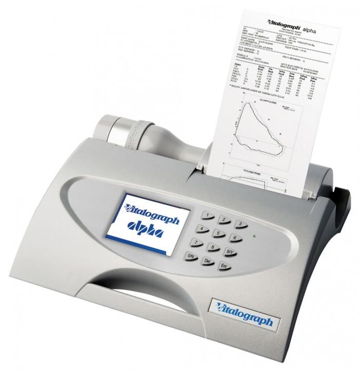 Spirometer Alpha IV