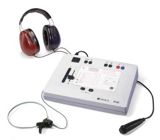 ST20 KL Audiometer