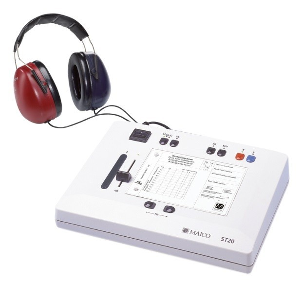 ST20 Screening-Audiometer
