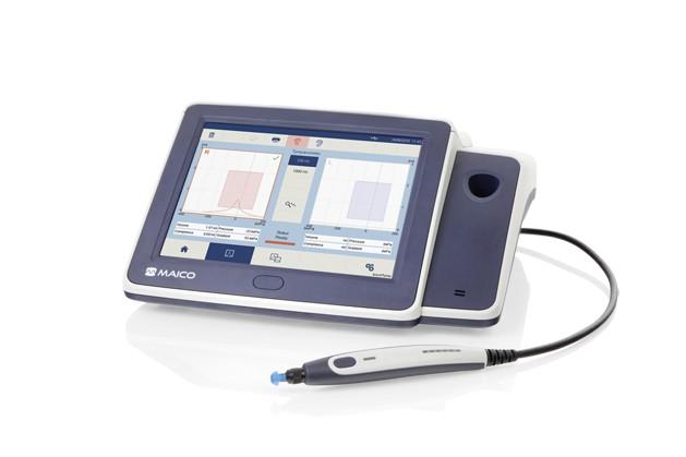 touchTymp MI24 mit integriertem Drucker